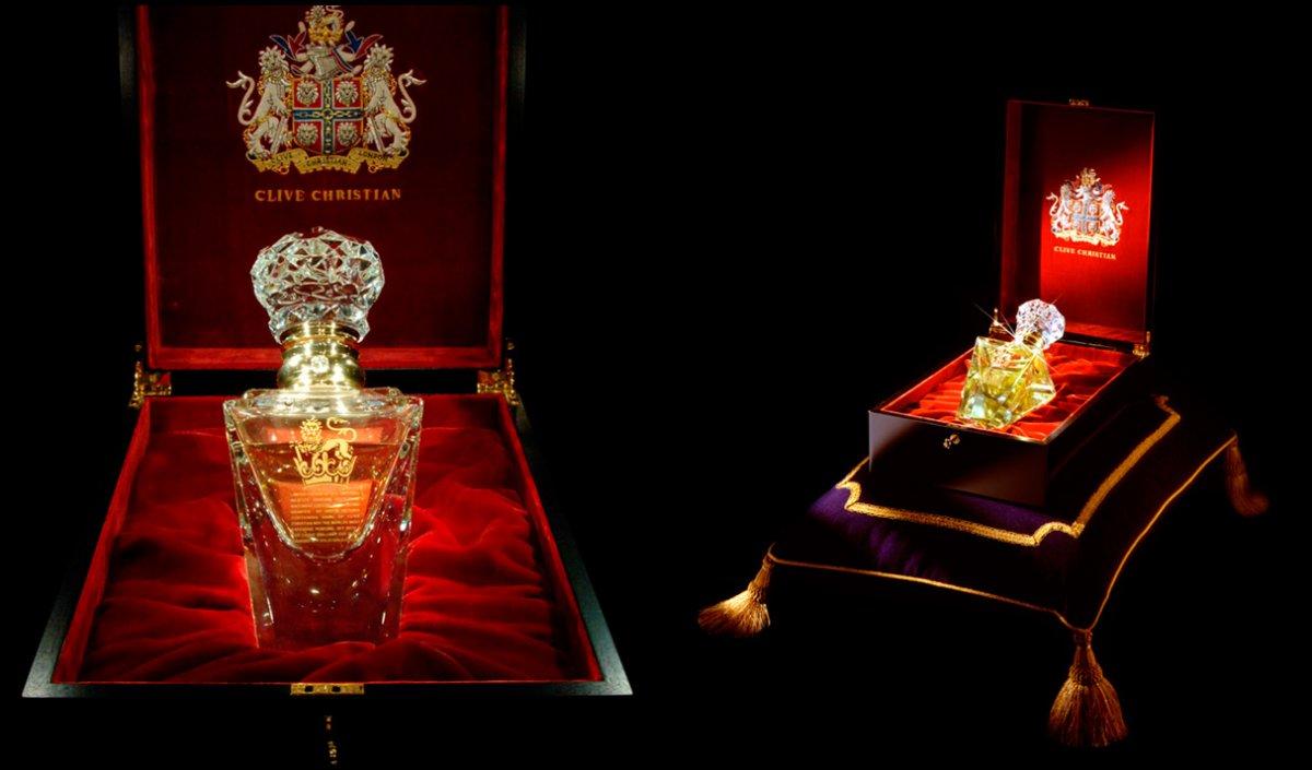 Топ 10 на най-скъпите женски парфюми