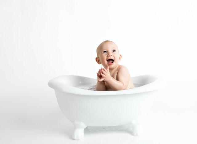 бебешка вана